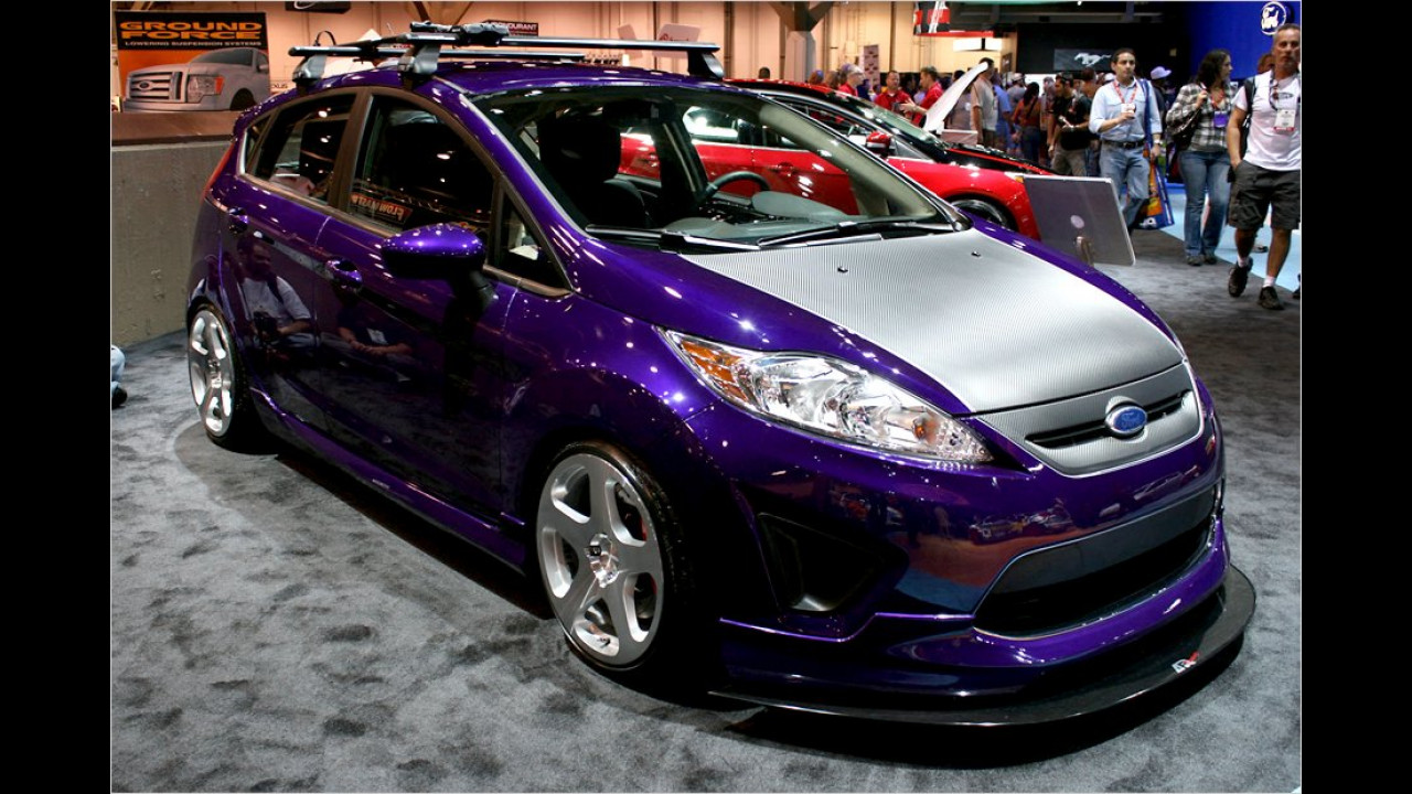 Ford Fiesta SE M2