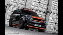 A. Kahn Design Range Rover Vesuvius Edition Sport 300