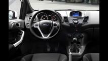 Prestes a mudar, Ford Ka europeu ganha edição Black and White - veja fotos