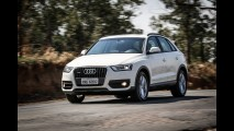 Audi: SUVs devem somar 50% das vendas da marca nos próximos cinco anos