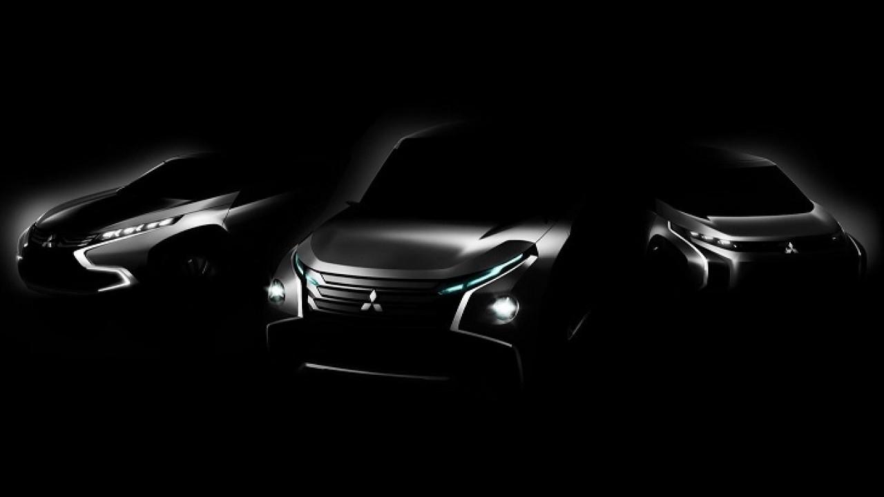 Mitsubishi levará conceito do novo Pajero Full ao Salão de Tóquio