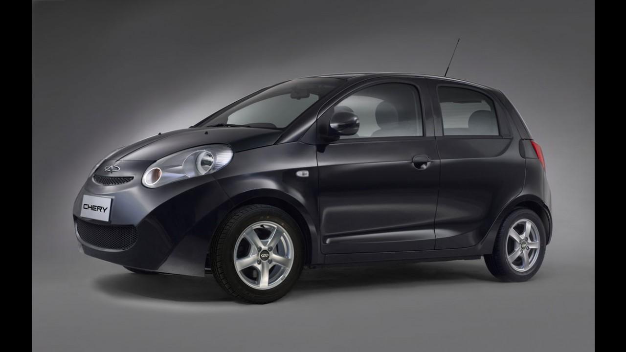 Chery lança compacto S-18 com motor 1.3 Flex no Brasil por R$ 31.990