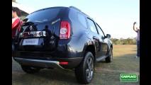 Renault Duster será mostrado ao público no Quatro Rodas Experience