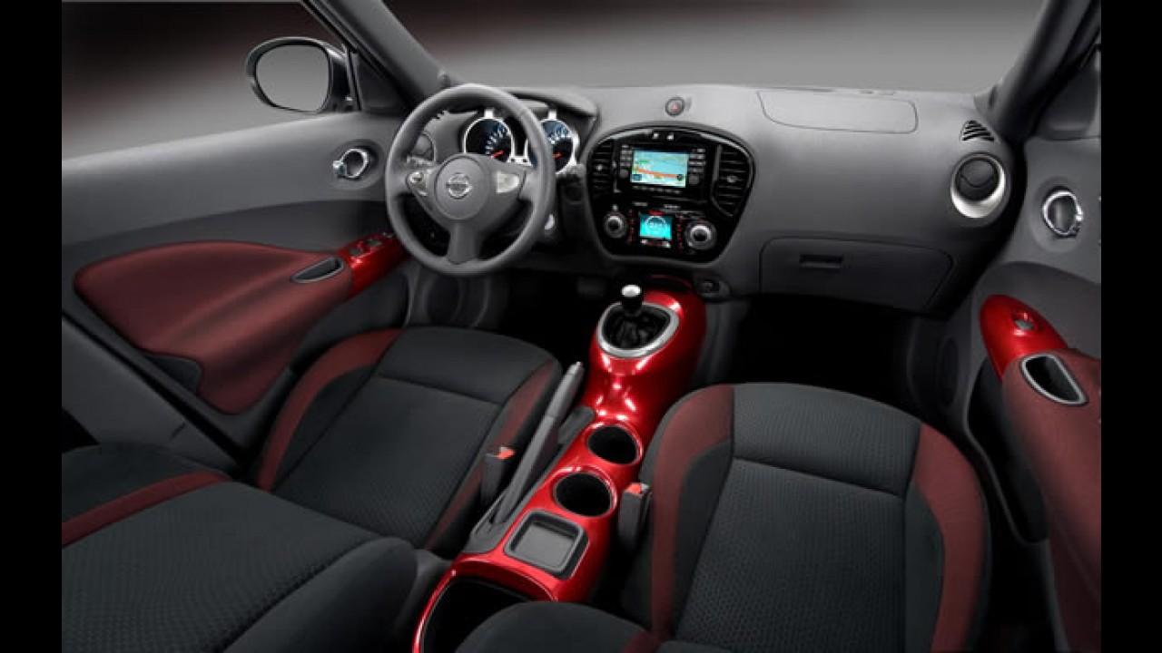 """Reino Unido: Nissan Juke """"completo"""" tem preço inicial equivalente a R$ 34 mi"""