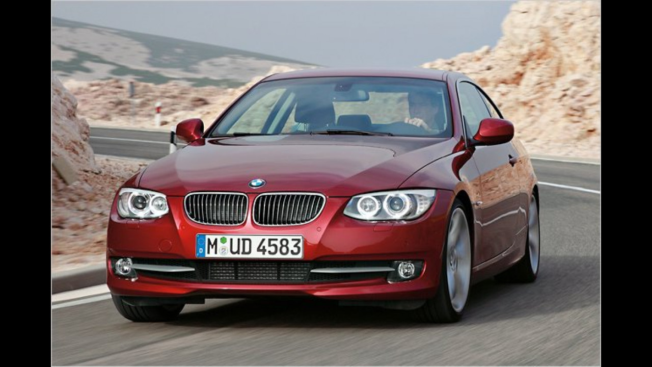 BMW 320d Coupé