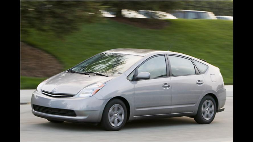 Toyota verleast über 150 Plug-in-Hybrid Fahrzeuge