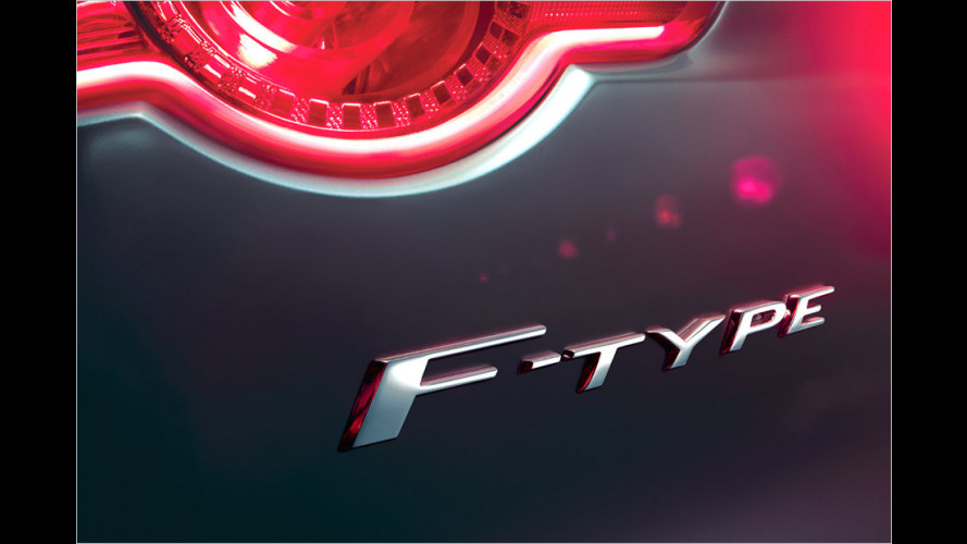 Jaguar F-Type: Neue Details