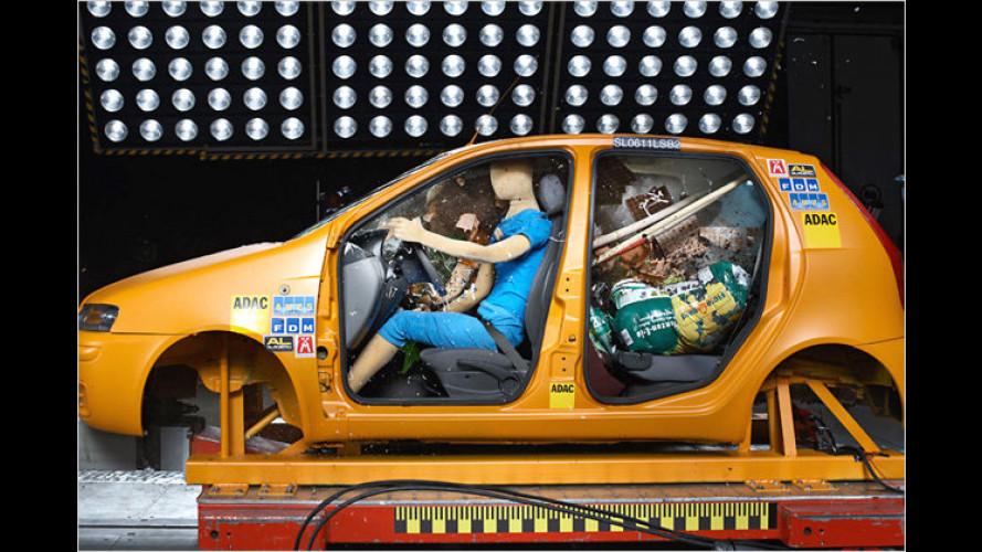 Baumarkt-Crash: Was nicht festgezurrte Ladung anrichtet