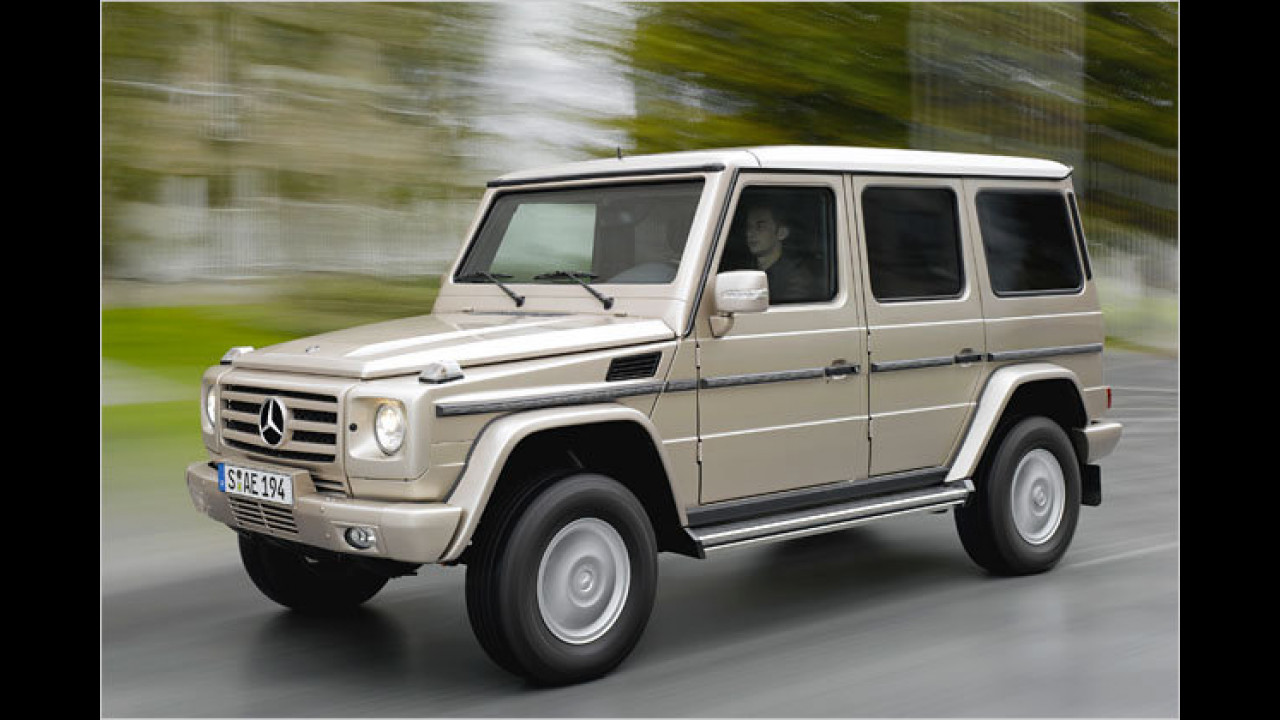 Mercedes-Benz G-Guard