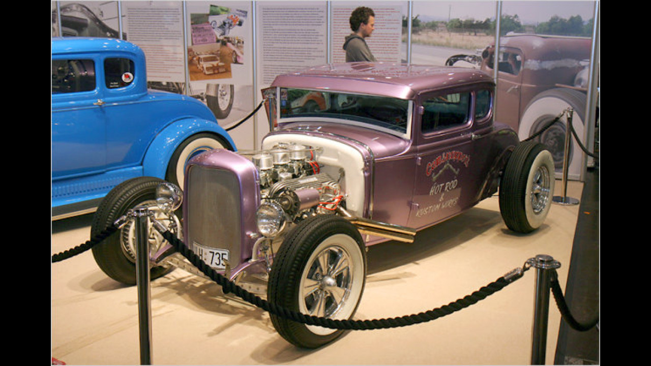 1931 Ford 5-Window Coupé