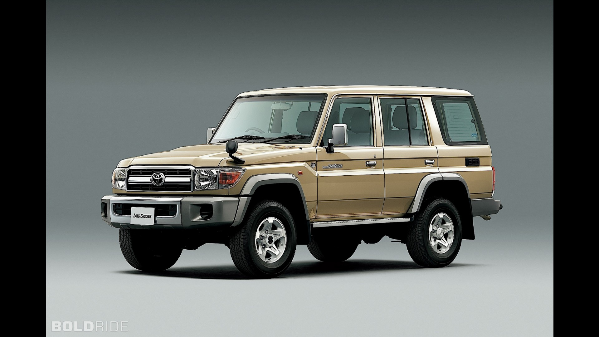 Toyota Off Road >> Toyota Land Cruiser 70 Series Limited Edition