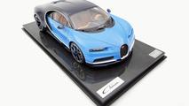 Bugatti Chiron 1:8 ölçekli modelinin fiyatı 10,000 $'dan fazla, ama buna değer