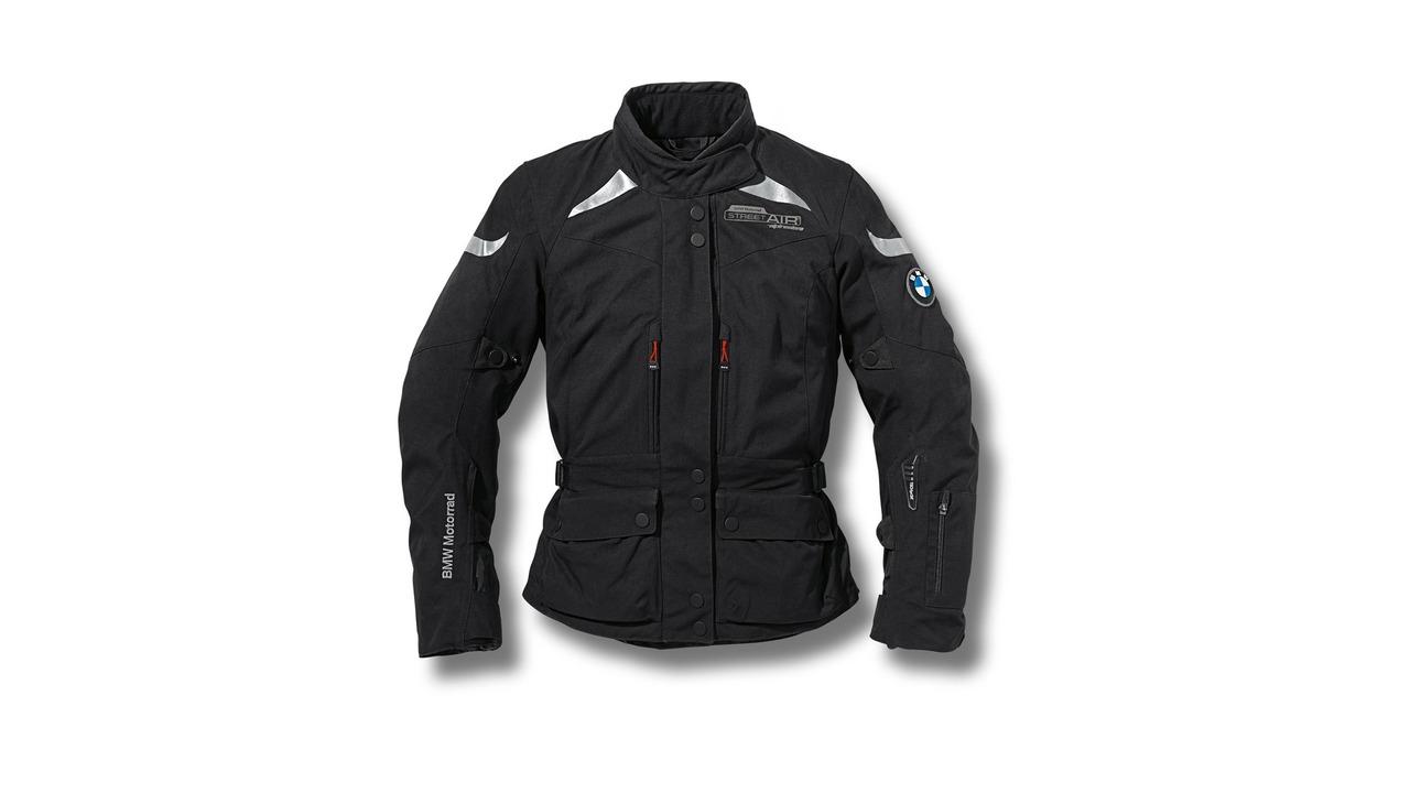 BMW'nin hava yastıklı ceketi