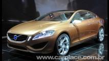 Salão de Detroit: Volvo mostra sua nova identidade visual com o S60 Concept