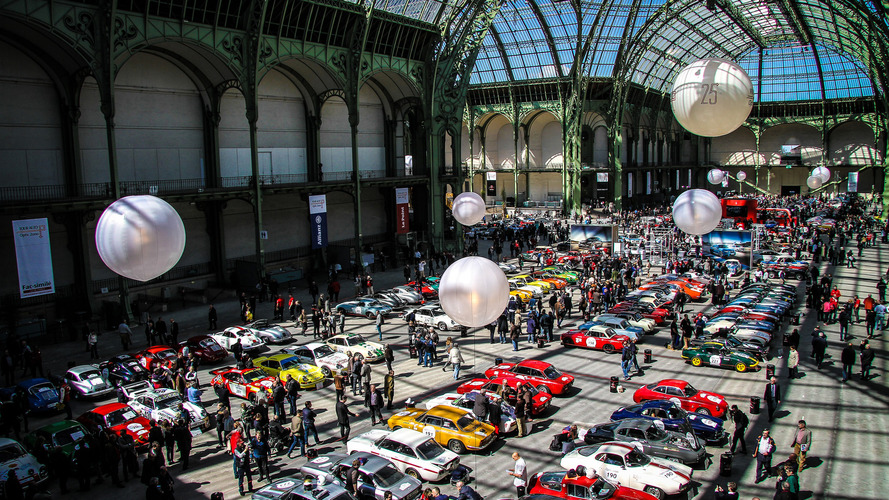 Check Out 100 Photos From France's Tour Auto 2017