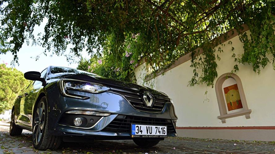 Renault Megane Sedan