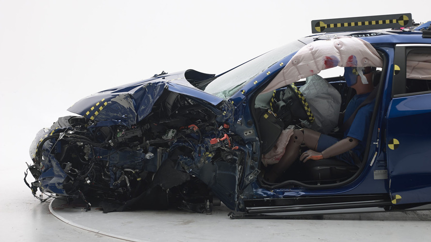 2017 Chevrolet Volt crashes well and earns Top Safety Pick+ from IIHS