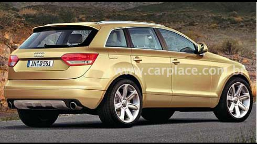 Audi Q5 será apresentado este mês no Salão do Automóvel de Los Angeles