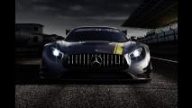 Mercedes-AMG GT3, la prima foto