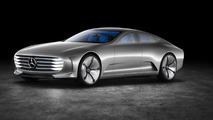 Mercedes Concept IAA previews future luxury models with 274 bhp hybrid system