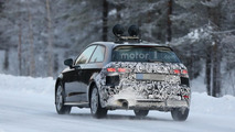 Three-door Audi A3 facelift spied hiding subtle changes