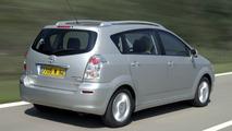 Toyota Corolla Verso Facelift