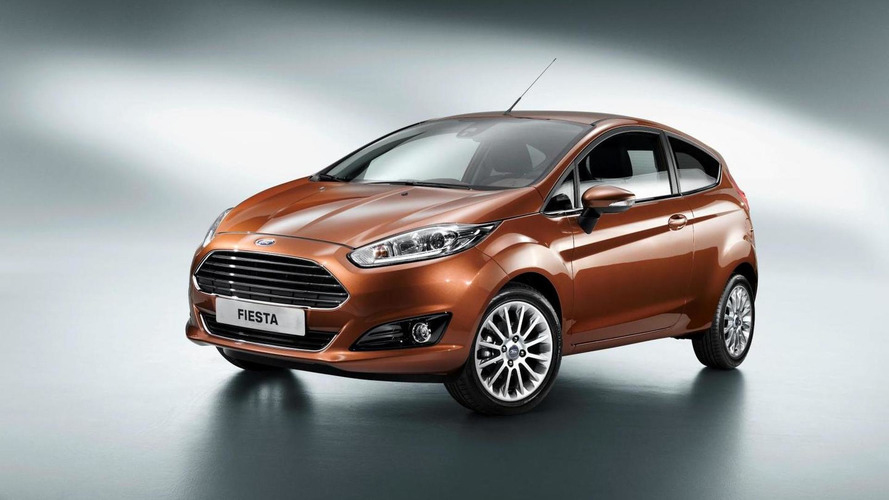 2013 Ford Fiesta facelift revealed with more tech and 1.0-liter EcoBoost engine