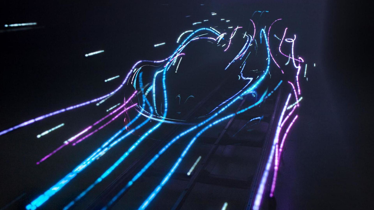 McLaren 2012 Paris Motor Show teaser 05.9.2012