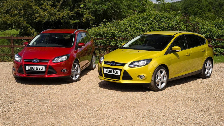 Ford Focus with 1.0-liter EcoBoost engine launches in UK