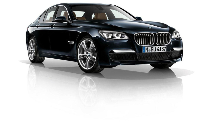 BMW topped global luxury segment last month