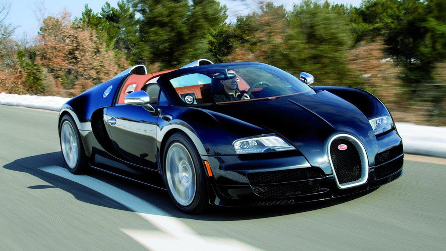 Bugatti to auction off the ultimate test drive at Barrett-Jackson