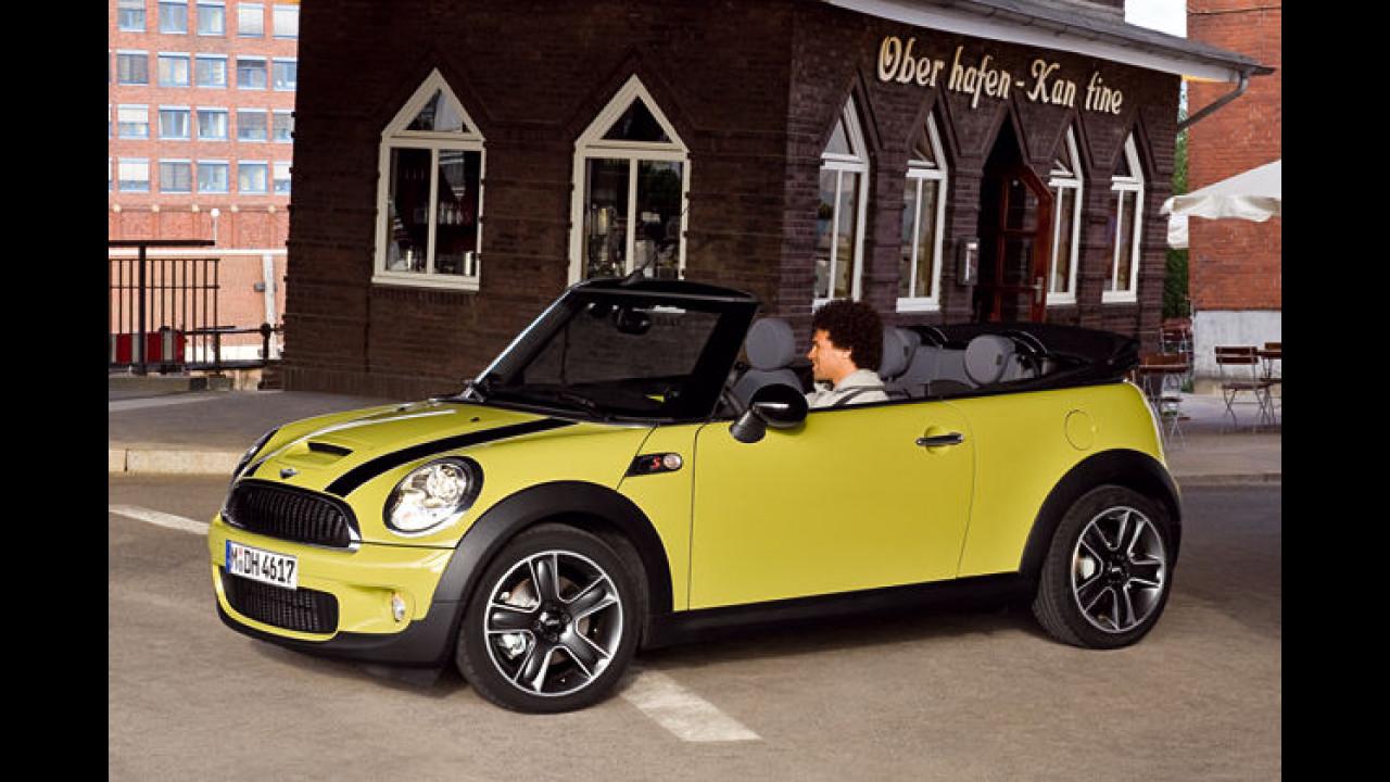 Das neue Mini Cabrio