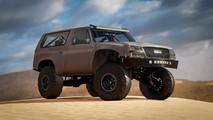 Ken Blocuk'un Hoonigan Mustang'i Forza 7'ye eklendi