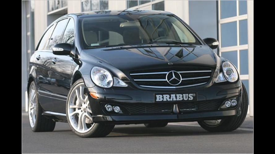 Brabus Mercedes R-Klasse: Tuning bis zum Business-Mobil