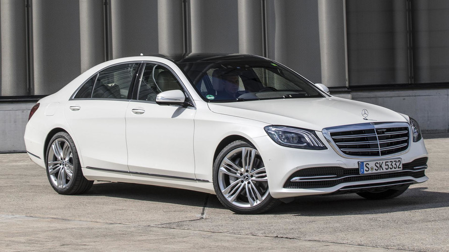2018 Mercedes-Benz S-Class First Drive: Flawless Flagship