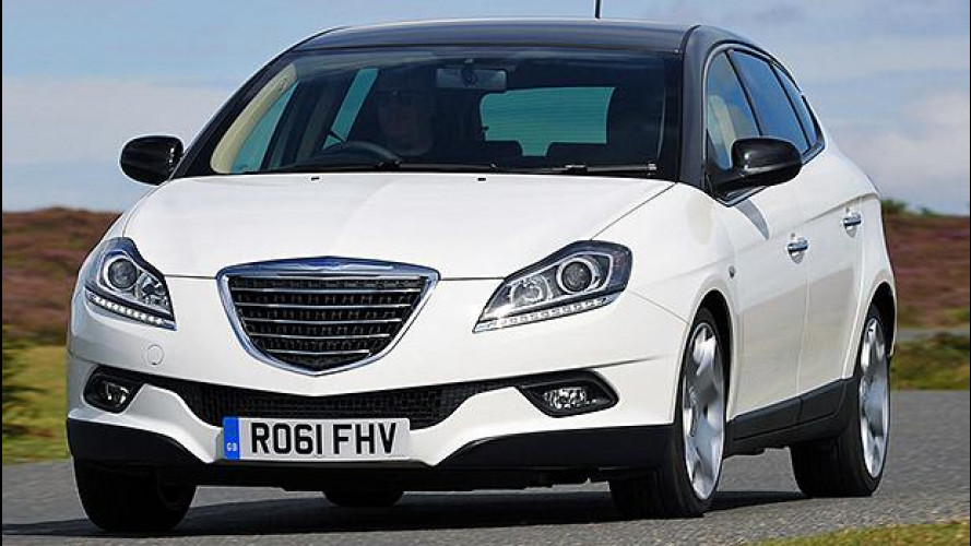 Chrysler lascia l'Europa, Lancia resiste con la Ypsilon