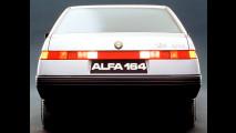Alfa Romeo, le berline degli ultimi 30 anni