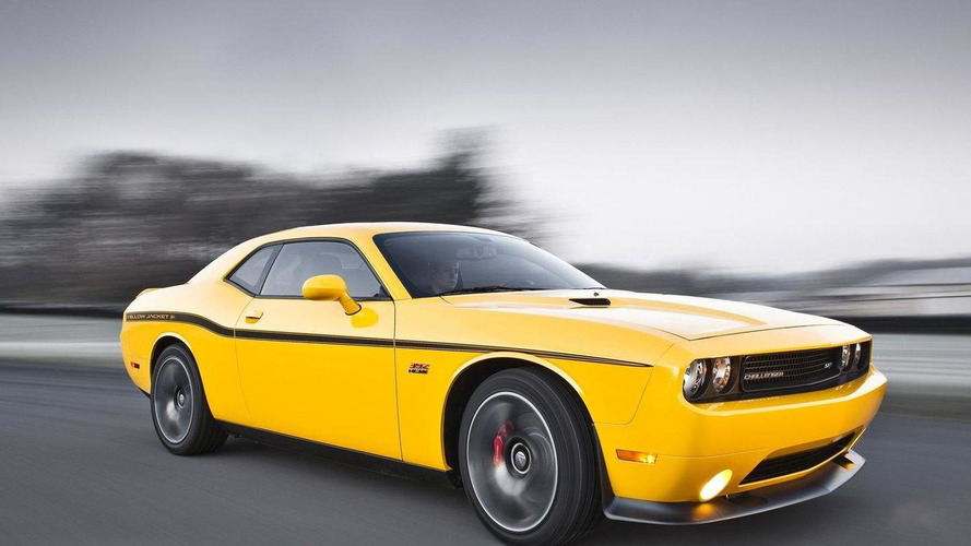 SRT Barracuda replacement for Challenger in 2015 - report