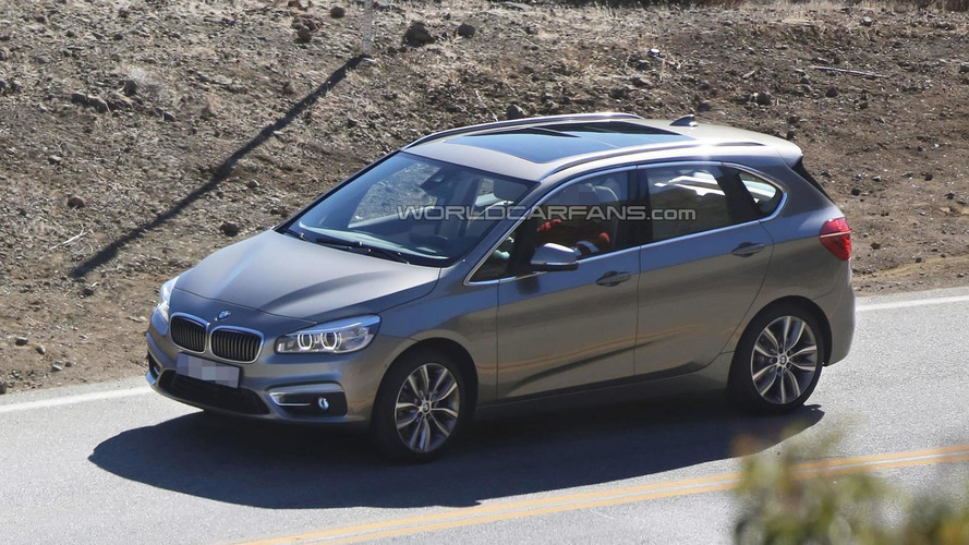 BMW 2-Series Active Tourer confirmed for U.S. launch early next year