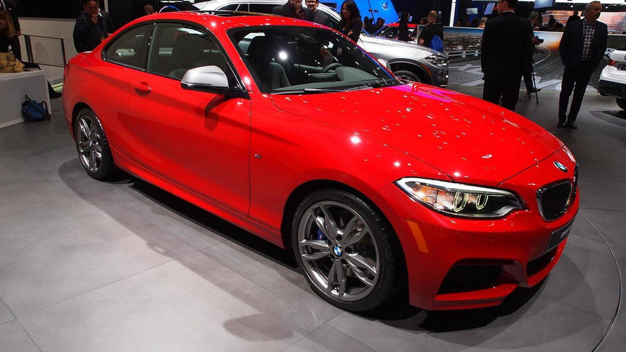 2014 BMW M235i brings its 326 HP to Detroit