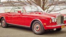 1990 Rolls Royce Corniche III / Julien's Auctions