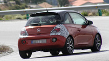 2014 Opel Adam spied with 1.0-liter SIDI Turbo engine