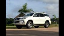 Toyota lança novo SW4 com preços a partir de R$ 205 mil