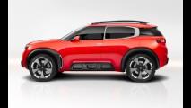 Citroën diz que Aircross Concept é inspiração para o futuro design da marca