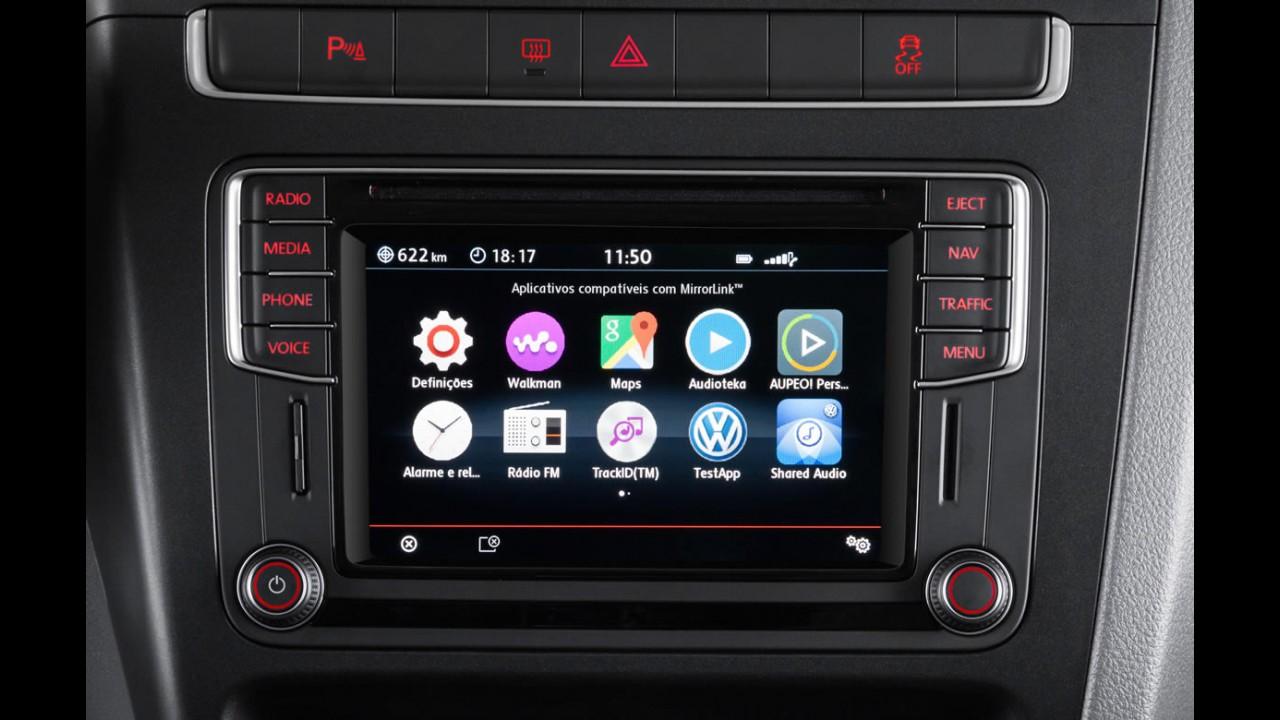 Volkswagen App Connect O Mais Avan 231 Ado Sistema De