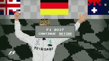 2016 Formula 1 season 8-bit video game