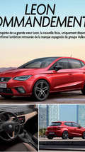 Leaked! - 2018 Seat Ibiza appear beforehand in French magazine