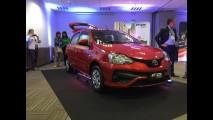 Toyota lança séries especiais Corolla Dynamic e Etios Ready mirando os jovens