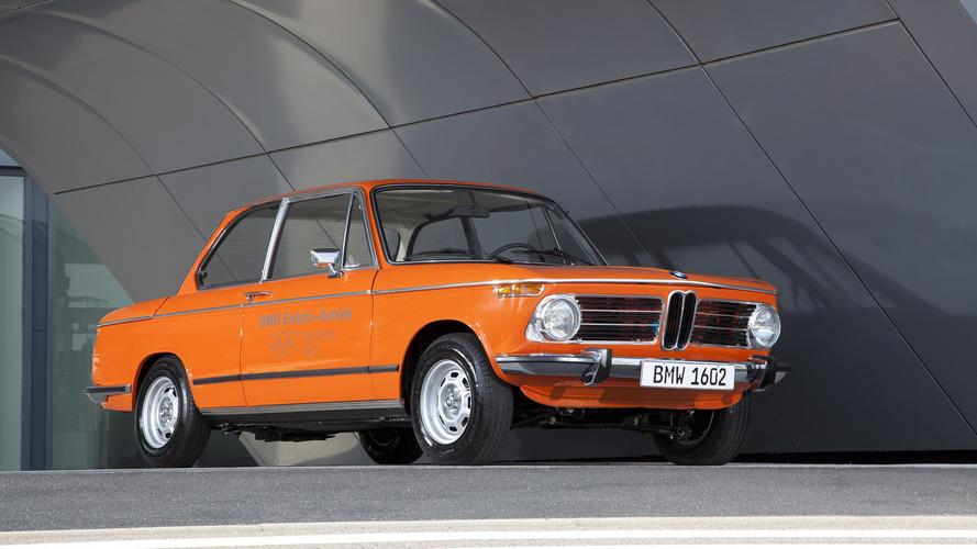 Unuttuğumuz Konseptler: 1972 BMW 1602e