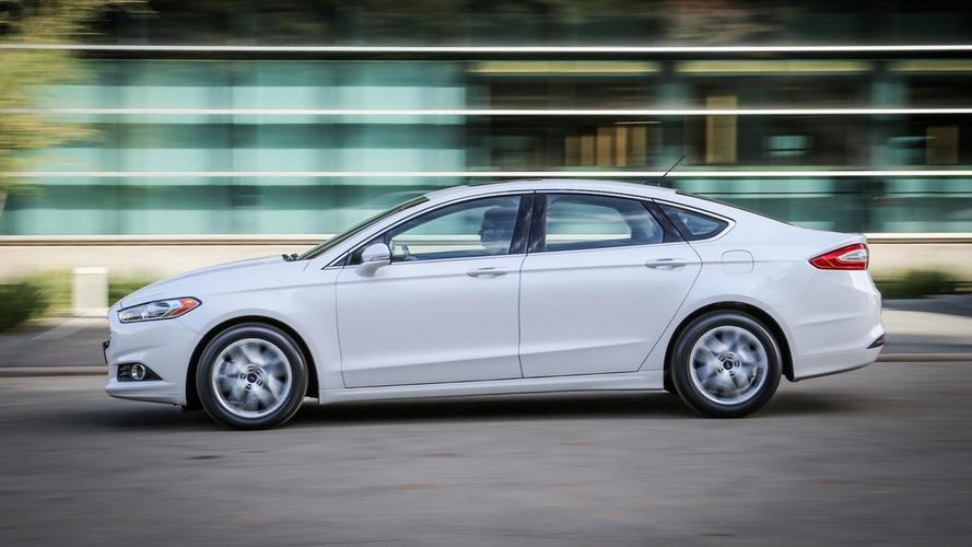 Ford convoca Fusion no Brasil por risco de desprendimento do volante